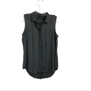 3 for $25 APT. 9 Button Down Tank Top